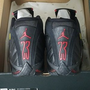 Air Jordan 14 Retro Last Shot/sz 12.5